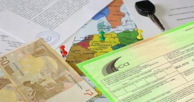 Зеленая карта: что это такое, сколько стоит и как оформить