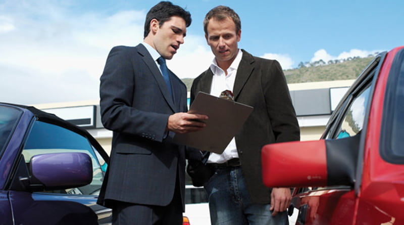 Право собственности на автомобиль в кредите