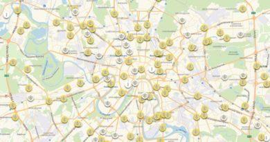 Тинькофф Банк адреса офиса, отделений и банкоматов на карте