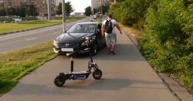 Езда по тротуару в 2019 году: штраф за нарушение по КоАП