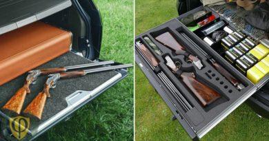 Правила перевозки оружия и патронов в машине самолете и поезде