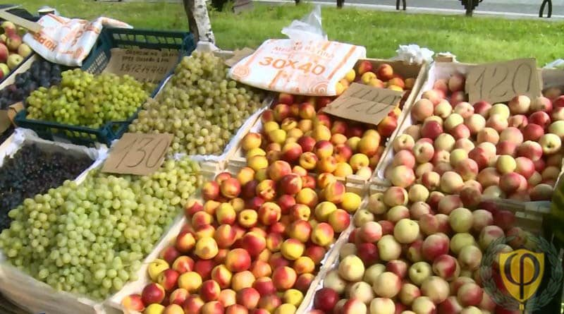 езаконная торговля на улице: штраф по статье КоАП РФ