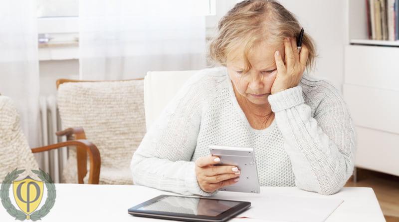 Алименты с пенсии – как взыскать?