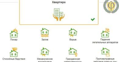 Страхование квартиры от пожара и затопления: стоимость полиса.