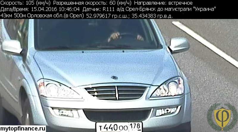Обжалование штрафа ГИБДД с камеры онлайн, подача заявления