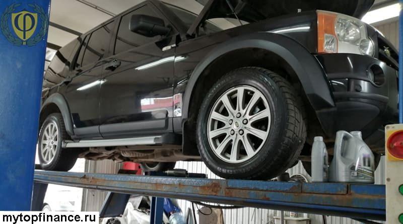 Кредит на ремонт автомобиля: как сделать ремонт машины в кредит?