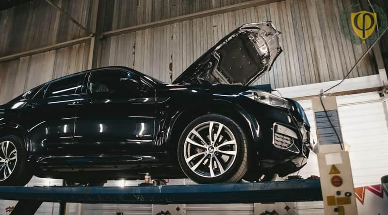 Получение кредита на ремонт машины